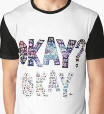 Okay Okay Nebula  Graphic T-Shirt