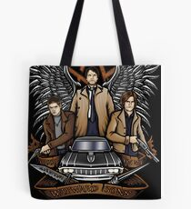 Hunters - Pillow and Tote Tote Bag