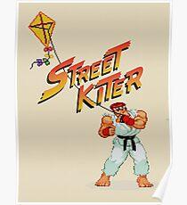 Street Kiter Poster