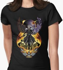 One Winged Angel Women's Fitted T-Shirt