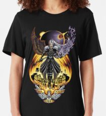 One Winged Angel Slim Fit T-Shirt