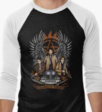 Hunters Men's Baseball ¾ T-Shirt