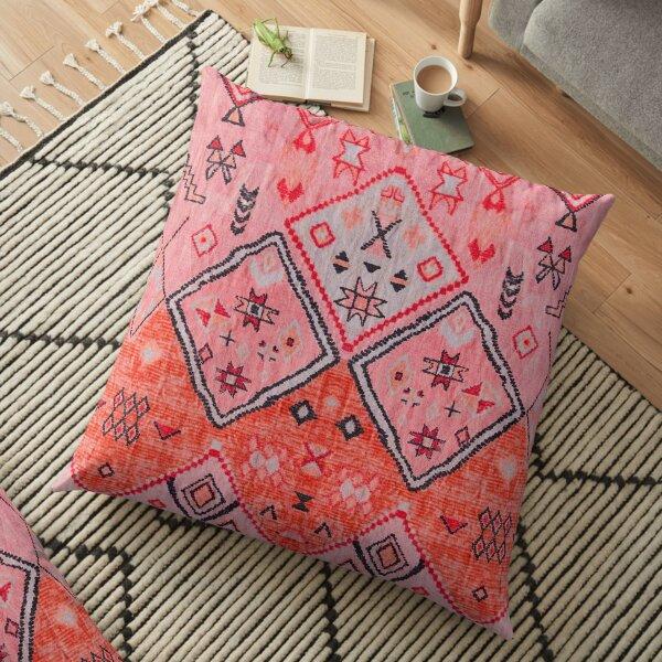 Oriental Anthropologie Heritage Bohemian Moroccan Style Floor Pillow