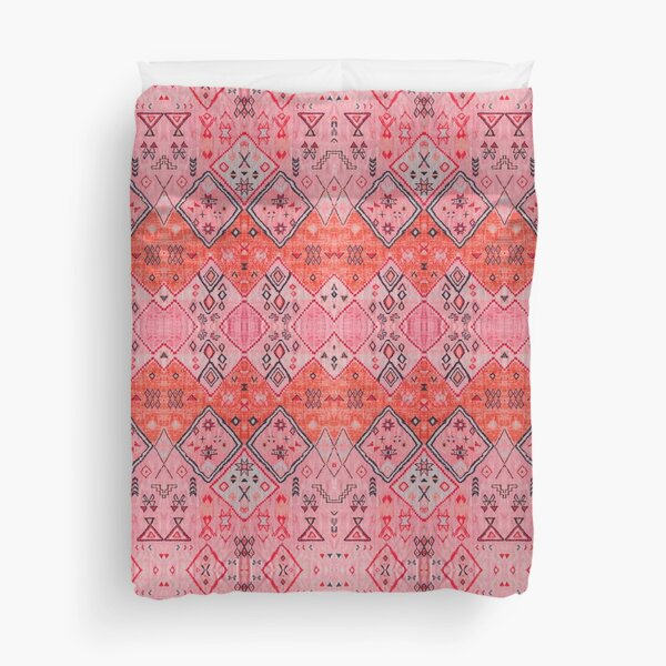 Oriental Anthropologie Heritage Bohemian Moroccan Style Duvet Cover
