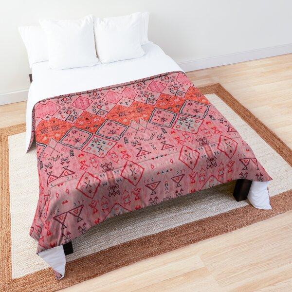 Oriental Anthropologie Heritage Bohemian Moroccan Style Comforter