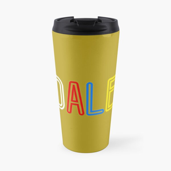 Dale - Your Personalised Products Travel Mug