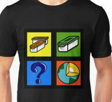 Geocaching Traditional Multi Mystery Earth Unisex T-Shirt