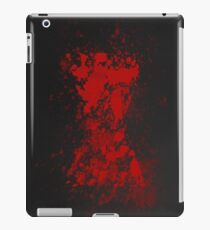Red on my Ledger iPad Case/Skin