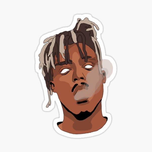 Juice Fan Art Sticker