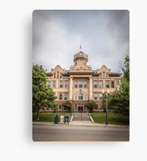 Fergus County Courthouse Canvas Print