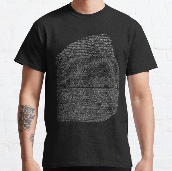 Rosetta Stone Classic T-Shirt