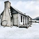 Orroral In Snow by Raquel O'Neill