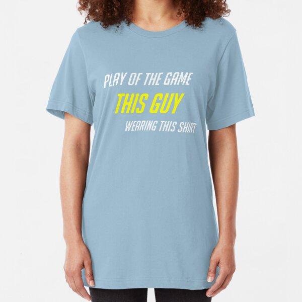 POTG Slim Fit T-Shirt