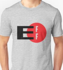 Show your support for the Electronic Frontier Foundation Unisex T-Shirt