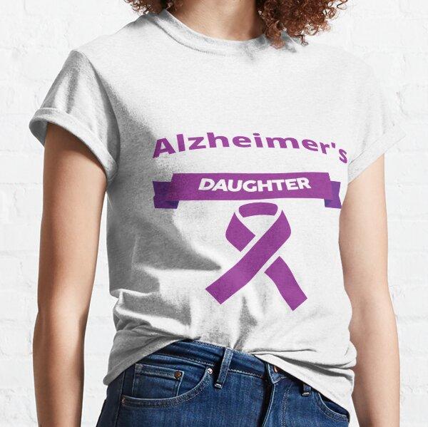 Alzheimer's daughter Classic T-Shirt