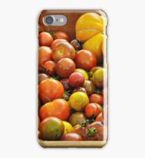 Market Tomatoes iPhone Case/Skin