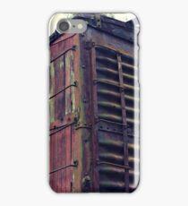 Boxcar iPhone Case/Skin