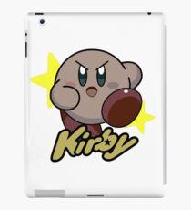 Kirby Nintendo iPad Case/Skin