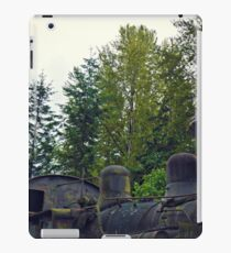 Train Engine iPad Case/Skin