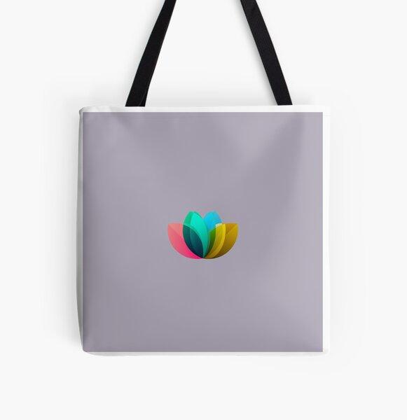 Best dezine colourfull All Over Print Tote Bag