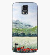 View, Lomond Hills Case/Skin for Samsung Galaxy