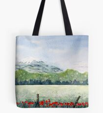 View, Lomond Hills Tote Bag