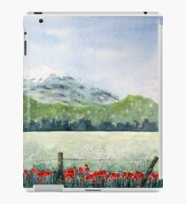 View, Lomond Hills iPad Case/Skin