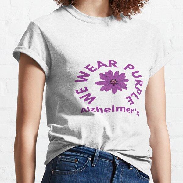 Alzheimer's awareness day Classic T-Shirt