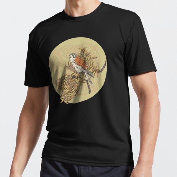 Celtic Kestrel Active T-Shirt