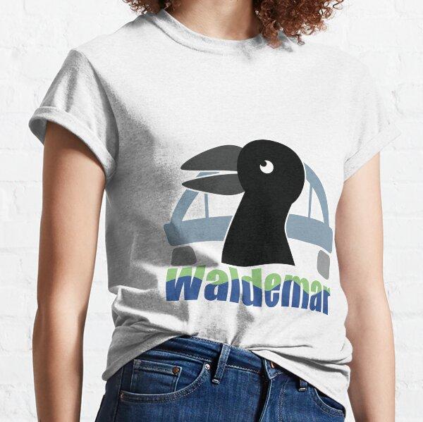 Rabe Waldemar aus Fürstenwalde Classic T-Shirt