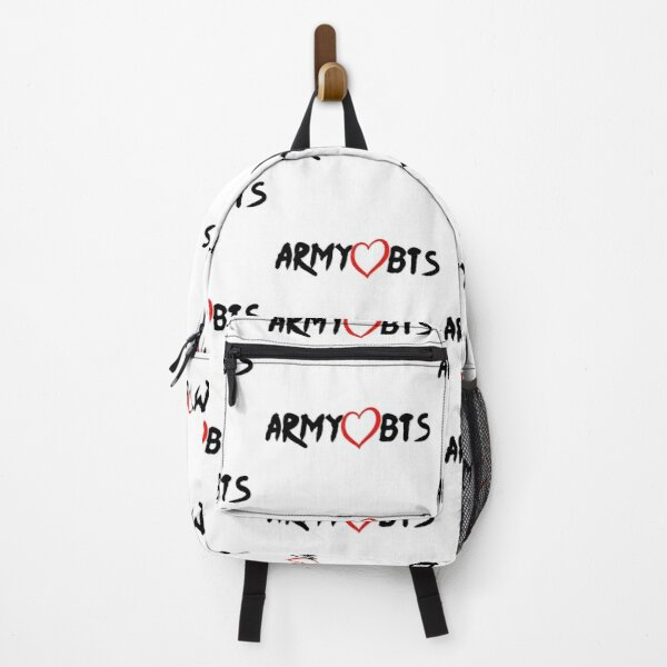 ARMY LOVES BTS Backpack