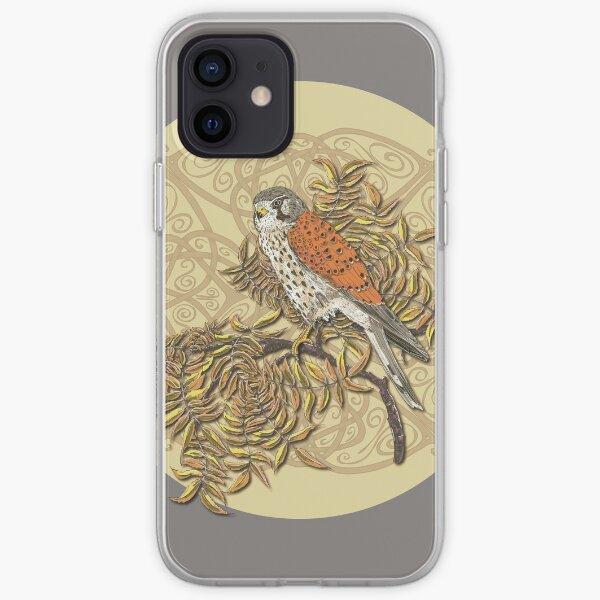 Celtic Kestrel iPhone Soft Case