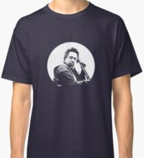 mingus portrait  (for dark background) Classic T-Shirt