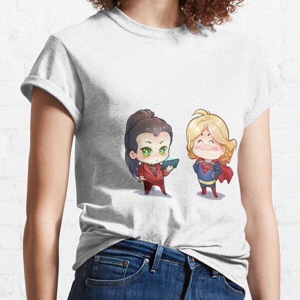 Supercorp Chibi Classic T-Shirt