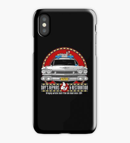 Ray's Repairs and Restoration iPhone Case/Skin