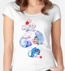 Sweet Rats Women's Fitted Scoop T-Shirt