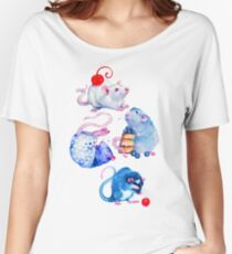 Sweet Rats Women's Relaxed Fit T-Shirt