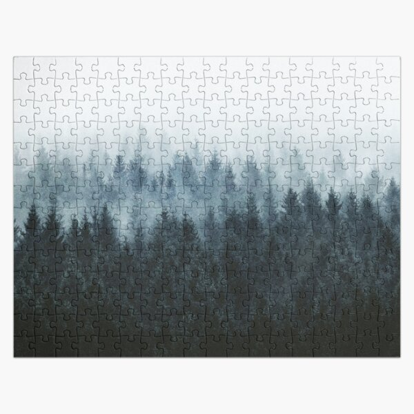 High And Low Jigsaw Puzzle