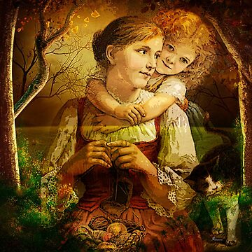MOTHER AND ME 2 by Tammera