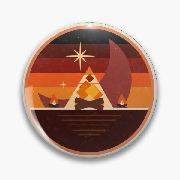 Bonfire Crypto Pin