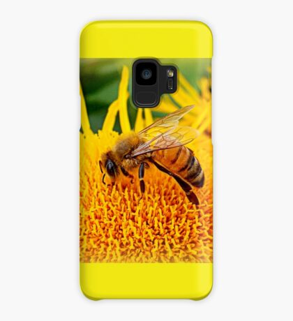 Honey Bee Case/Skin for Samsung Galaxy