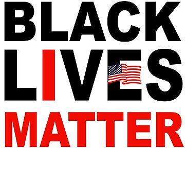 Black Lives Matter by aeedesign