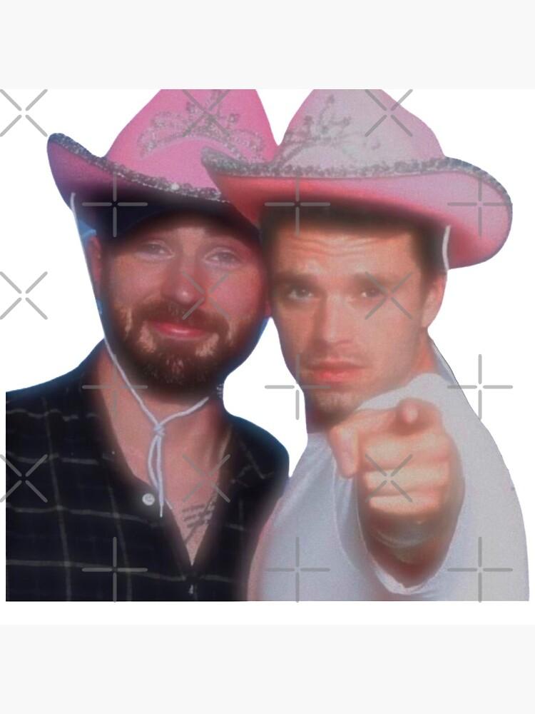 Chris Evans & Sebastian Stan by DinoMars