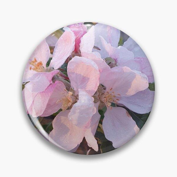 Blossom after rain Pin