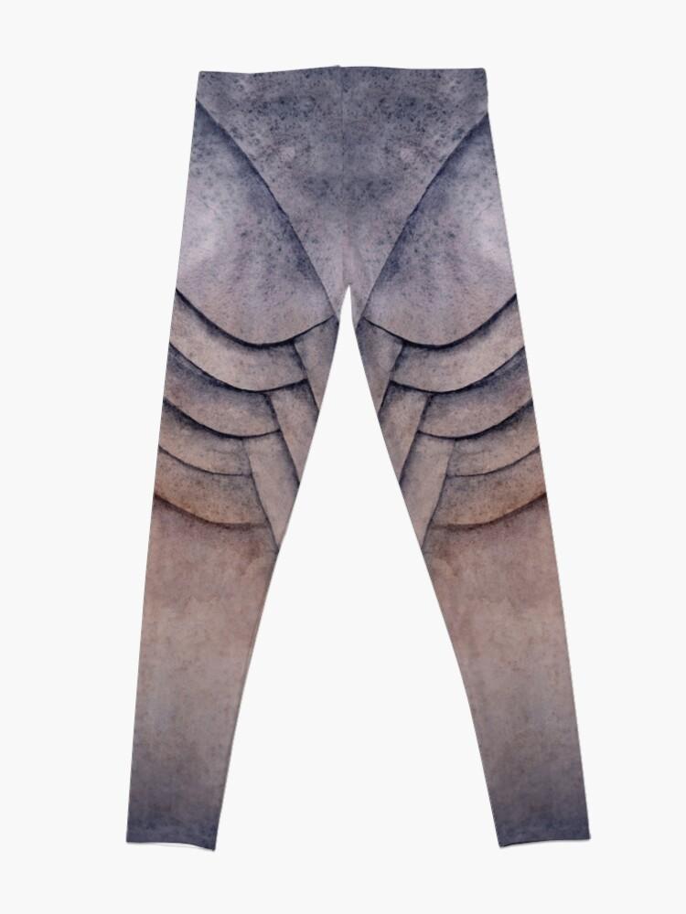 Alternate view of Light Grey Elf Leggings