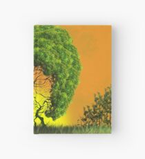 Afro Hardcover Journal