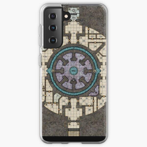 Orb Dungeon Map Samsung Galaxy Soft Case