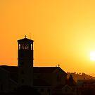 Limassol sunrise by GD-Images
