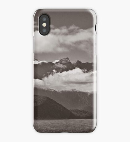 ~ land of the long white cloud ~ iPhone Case/Skin