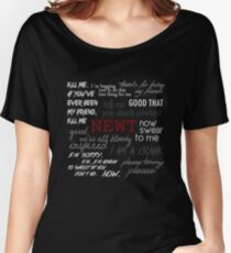 Memorial to Newt Women's Relaxed Fit T-Shirt
